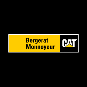 Koparki Kołowe CAT - Bergerat Monnoyeur